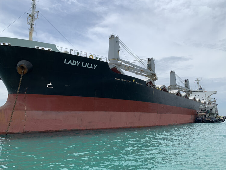 M/V Lady Lilly
