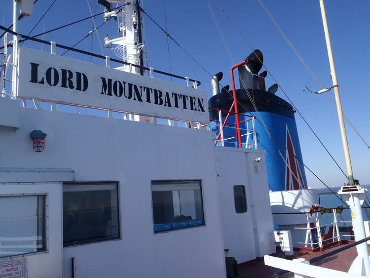 M/V Lord Mountbatten